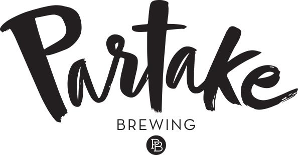 Partake Brewing's logo