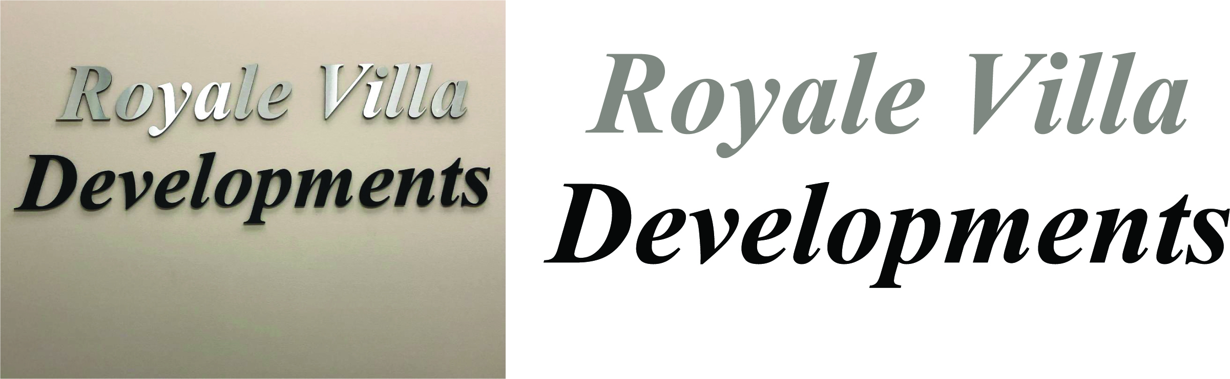 Royale Villa Developments