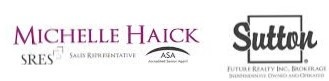 Logo for Michelle Haick of Sutton Realty
