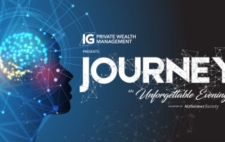 IG Private Wealth Management Unforgettable Evening Gala 2019